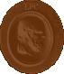 Siegel Wachs Lucius Petronius Crispus