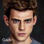 Gadir, Sklave der Gens Furia